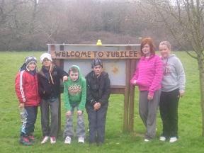 March 2011, Dragon Award Camp: Jubilee Fields - Peterson Super Ely